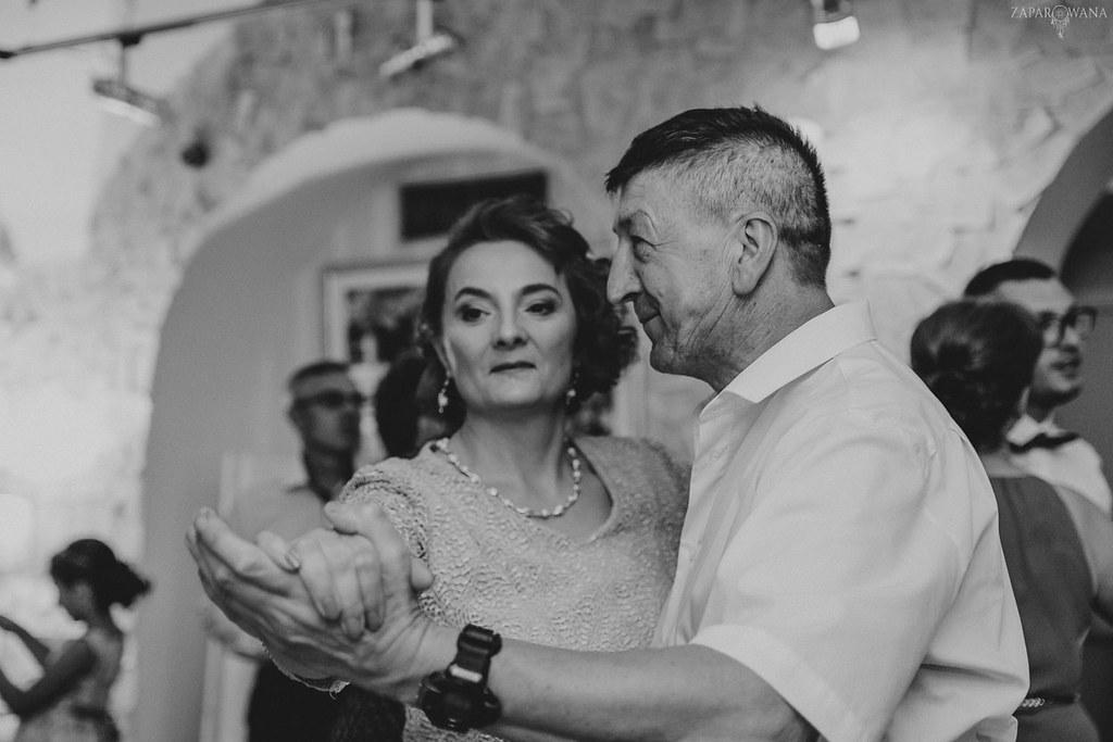 496 - ZAPAROWANA - Kameralny ślub z weselem w Bistro Warszawa