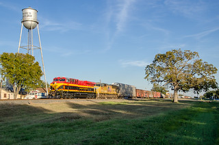 Clean KCS on the Sunset Route