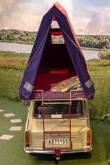 Trabi - Trabant mit Dachzelt (Peter Goll thx for +7.000.000 views) Tags: 2018 horchmuseum museum zwickau sachsen horch urlaub germany trabant trabi dachzelt oldtimer car