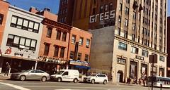 GrESS - NYC (verplanck) Tags: vanishingnewyork manhattan chelsea graffiti