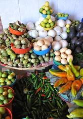 Tlacolula Market Oaxaca Mexico (Ilhuicamina) Tags: tianguis markets mexico oaxaca tlacolula food produce chiles onions peppers