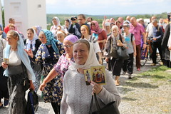 61. Крестный ход из Никольского в Адамовку 01.07.2018