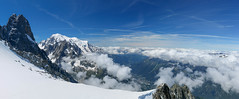 Mont Blanc (tucker.ralph) Tags: glacier alps mont banc chamonix sky snow mountains argentiere