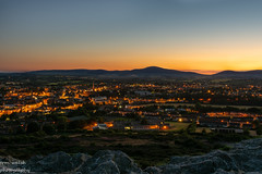 south east irl (7 of 10) (1copperhead) Tags: enniscorthy sunset cowexford bluehour goldenglow southeastireland ireland vinegarhill
