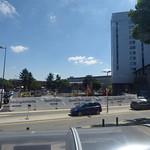 Park Regis car park site from Broad Street, Birmingham - St Martin's Place thumbnail