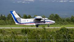 RA-67009 L-410 Kamchatka airlines (Zhuravlev Nikita) Tags: spotting elizovo kamchatka uhpp l410 410