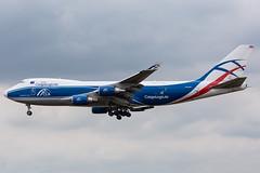 G-CLAA (Daniel Hobbs | Spot2Log) Tags: airport aircraft aviation frankfurt eddf fra freighter cargo boeing 747f 744f boeing747 cargologic cargologicair