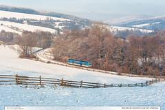 842.002-8 | Os14313 | trať 341 | Polichno (jirka.zapalka) Tags: train trat341 rada842 os cd czechrepublic snow winter polichno