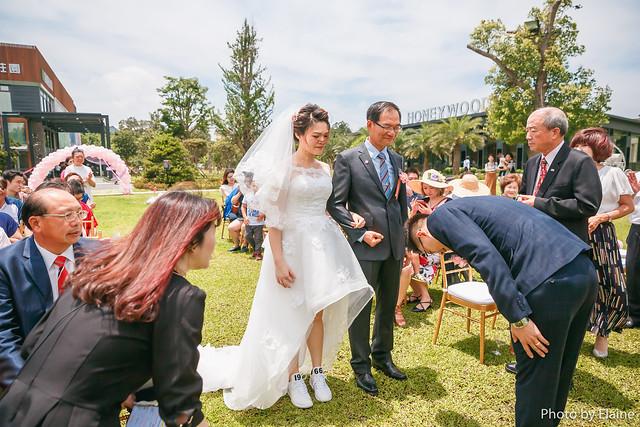 晶麒莊園Elaine婚攝