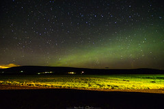 Gazing the expanse (_Amritash_) Tags: aurora auroraborealis night nightscape nightsky nightlandscape stars starrynight stargazing iceland northernlights northerniceland solarwinds fljotsbakki expanse gazingtheexpanse