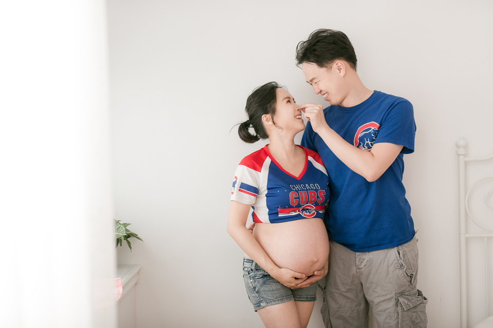 推薦 台南孕婦寫真 浪漫時尚孕媽咪 SY 020