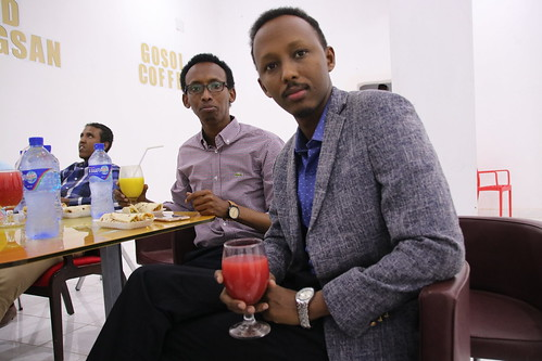 I would like to humbly thanks to my colleagues for organizing me such a lovely farewell party.  #somalia #Farewell #farewellparty