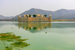 Jal Mahal (Ralph Apeldoorn) Tags: castle fort india jaipur jalmahal lake palace waterpalace rajasthan in