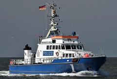Bürgermeister Brauer (Bernhard Fuchs) Tags: boat cruiser cuxhaven elbe küstenwache nikon patrol police policeboat polizeiboot ship ships polizei schiffe vessel water seeüberwachung boot schiff