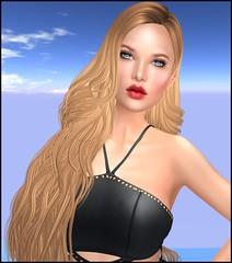 1042 (elifarun) Tags: blogging secondlifefashion fashionblogger slfashion sl shape secondlife dollarbie virtualfashion virtual mesh