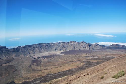 На вершині Тейде, Тенеріфе, Канарські острови  InterNetri  360