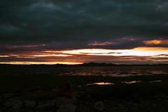 DSC_0739_edited-1 (SebKomo) Tags: river lawrence fleuve laurent st nikon d3000 lapocatière coucher de soleil sunset 1855mm paysage landscape nuages clouds