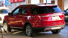 Ford Explorer Limited 3.5 AWD 2017 (RL GNZLZ) Tags: fordexplorer 35 awd 2017 v6 4x4