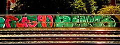 trackside graffiti (wojofoto) Tags: graffiti streetart nederland holland netherland railway spoor spoorweg trackside wojofoto wolfgangjosten