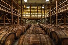 Bourbon Grotto (Señor Codo) Tags: barrel makersmark bourbon whiskey kentucky
