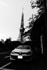 RXV00801 (Zengame) Tags: megane meganers meganerscups rx rx100 rx100v rx100m5 rx100mk5 renault sony zeiss architecture japan landmark tokyo tokyotower tower vehicle ソニー ツアイス メガーヌ メガーヌrs メガーヌrscups ルノー 日本 東京 東京タワー 車