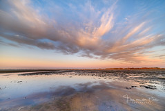 The sky is the limit (Ellen van den Doel) Tags: 2018 dunes natuur landscape hoek juli reflection reflectie nederland outdoor seascape evening strand sea gebied nature netherlands beach zonsondergang lucht duinen kust sunset clouds sky kwade landschap coast wolken project goedereede zuidholland nl