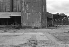 (von8itchfisk) Tags: ishootfilm film filmisnotdead fomapan blackandwhite selfdeveloped analog analogphotography 35mm monochrome vonbitchfisk factory industrial derelict olympus om10 architecture