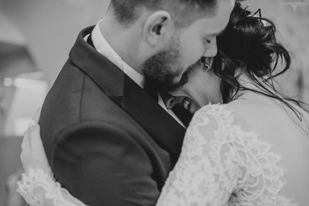 474 - ZAPAROWANA - Kameralny ślub z weselem w Bistro Warszawa