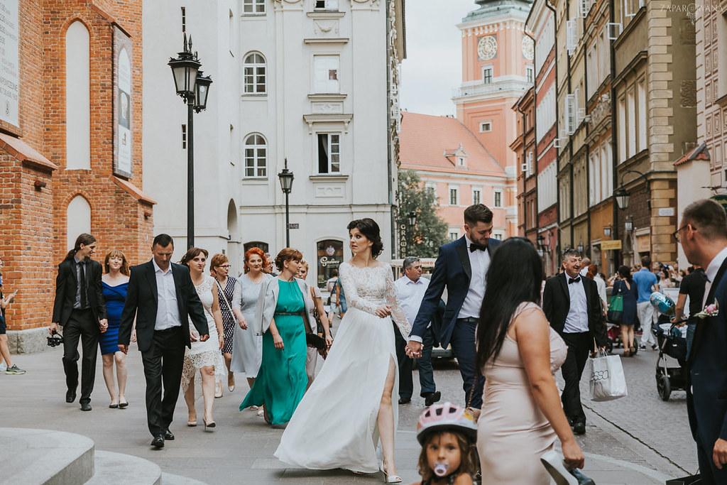 304 - ZAPAROWANA - Kameralny ślub z weselem w Bistro Warszawa