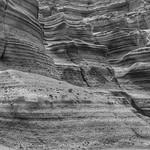 Wind swept cliffs at Green Sand Beach, Big Island, Hawai'i, USA thumbnail