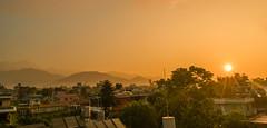1571 - Good Morning Pokhara! (@ris_@bdullah ) Tags: pokhara nepal mountains nature landscape