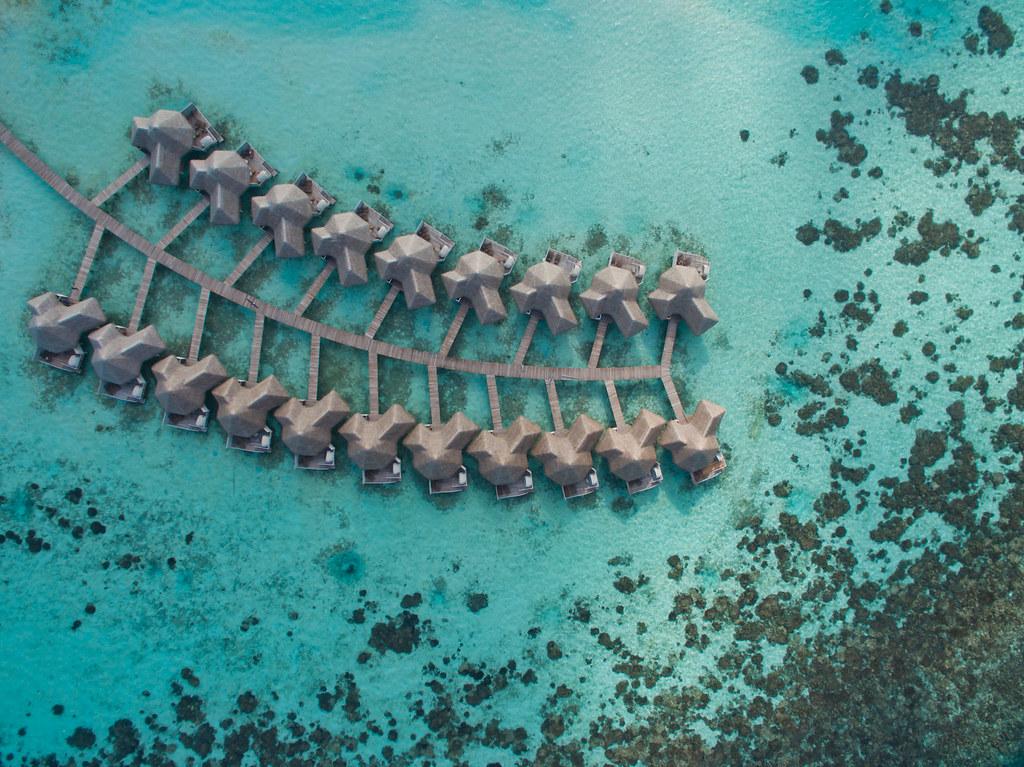 Water Villa- Aerial