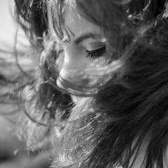 Barbi,May 2015 (esztervaly) Tags: portraitphotography portraiture explore blackandwhite eye bokeh blackandwhiteportrait face faceportrait nature natural naturallight reflection october 2015 portrait wind breeze hair