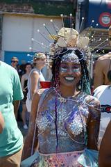 Mermaid Parade 2018 (Samicorn) Tags: nikon brooklyn mermaid costume parade summer june nyc newyorkcity boardwalk coneyisland sunny festival glitter shiny gothamist mermaidparade brokelyn nude topless timeout