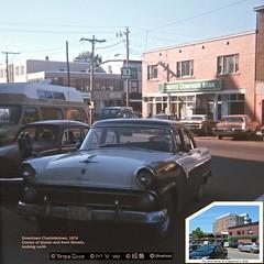Charlottetown, 1974 (Ultrachool) Tags: 1955 ford charlottetown