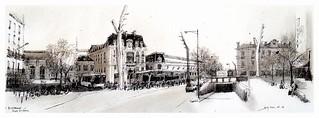 Bordeaux - Aquitaine - France - gare Saint Jean