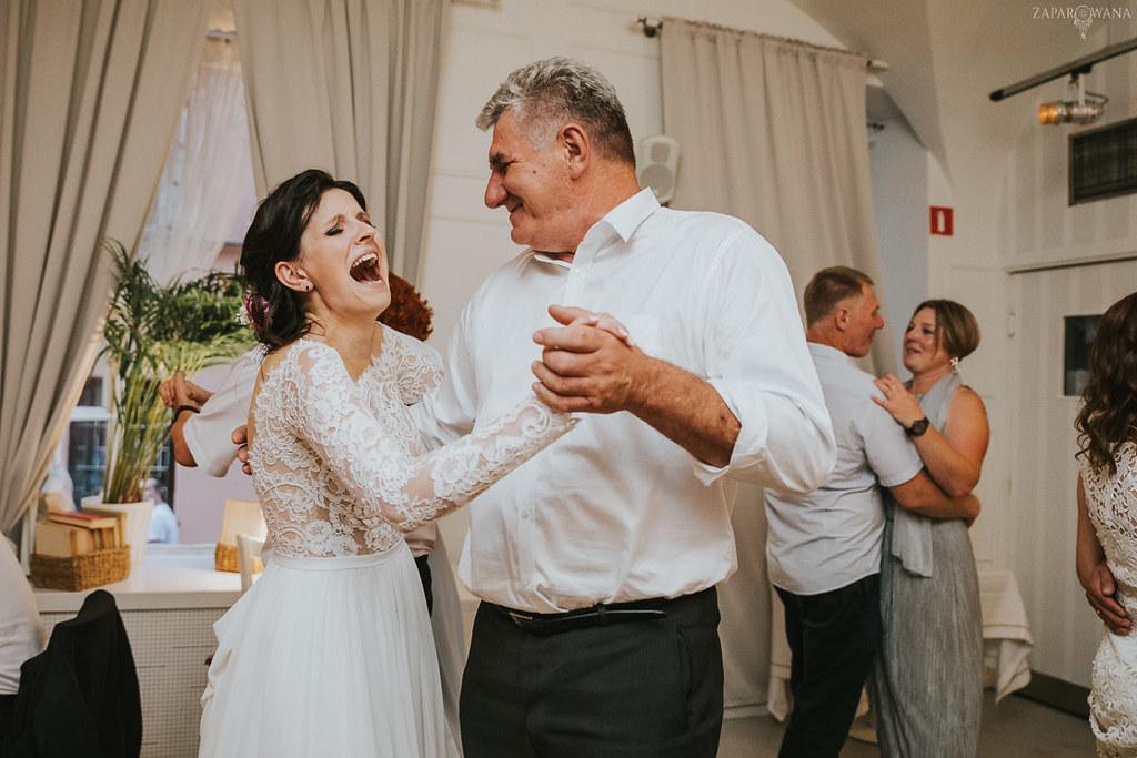 546 - ZAPAROWANA - Kameralny ślub z weselem w Bistro Warszawa