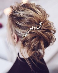 Beautiful messy bridal hair updos   Wedding hairstyle updos – Get inspired with … (nididchy) Tags: hairstyles for medium length hair short long school millennial viking beard l mens fashion style jewelry i tattoos sunglasses glasses sensod   diy home decor mehndi designs pallets health hairstylecom try haircuts