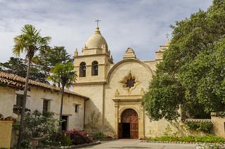 Carmel Mission Basilica - 1771