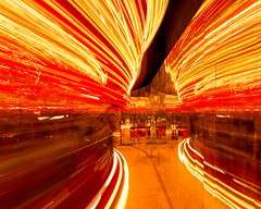 HOR Carousel LE ©2018 Lauri Novak (LauriNovakPhotography) Tags: houseontherock springgreen wisconsin carousel merrygoround long exposure spinning dizzy