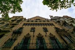 Casa Amatller (fate atc) Tags: artnouveau barcelona cadafaich casaamatller catalonia flemishstyle gaudi passeigdegracia spain architecture building design modernism