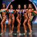 Bikini Open A 4th Sabo 2nd Enriquez 1st Wasbrekke 3rd Cromwell 5th Simonian