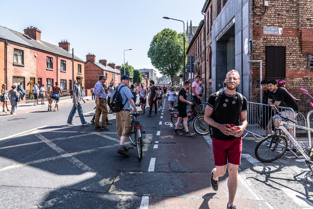 ABOUT SIXTY THOUSAND TOOK PART IN THE DUBLIN LGBTI+ PARADE TODAY[ SATURDAY 30 JUNE 2018]-141780