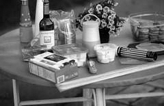 Party Time! (Alex Luyckx) Tags: photostock photostock2018 harborsprings emmettcounty michigan unitedstatesofamerica birchwood birchwoodinn people portraits street photographers social gathering spontaneous puremichigan usa nikon nikonf5 slr 35mm 135 afdcnikkor105mm12d foma fomapan400 asa250 kodak kodakd23 d23 stock 10 bw blackwhite film filmphotography believeinfilm filmisalive filmisnotdead