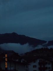 DSCN0123 (Puntin1969) Tags: albergo parcheggio sera serale scorcio nikon coo valdifassa fassa montagna estate luglio vacanze