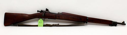 U.S. Remington Model 03-A3 Bolt Action Rifle ($784.00)