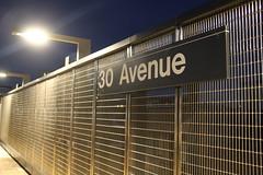 IMG_9584 (GojiMet86) Tags: mta bmt nyc new york city subway train 30th avenue