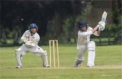 Catch it (DHHphotos) Tags: cricket batsman wicket keeper bowler ball pitch eyes grass newbridge field bridgend glamorgan wales nikon d7500 sigma 150600