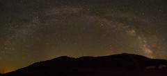 DESDE LA MONTAÑA (Buscavientos) Tags: estrellas via lactea