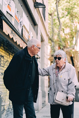 Street life (mougrapher) Tags: ifttt 500px street photography spain barcelona barcellona travel man woman classic urban old day architecture architettura